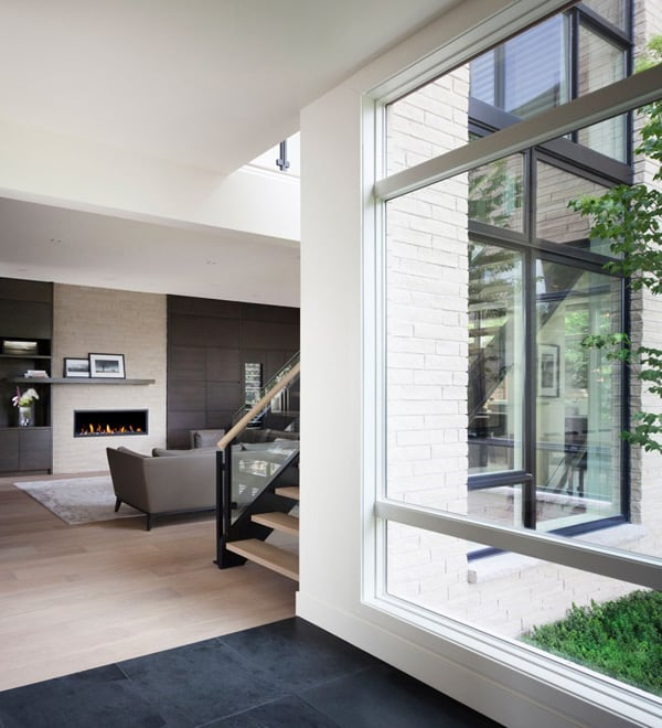Westboro Home Showcases Light Filled Interiors In Ottawa