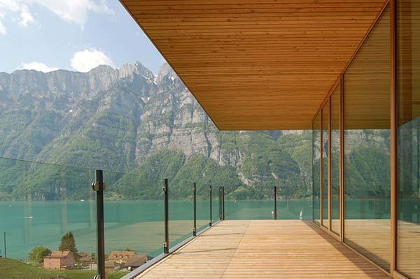 Wohnhaus am Walensee-K M Architektur-02-1 Kindesign