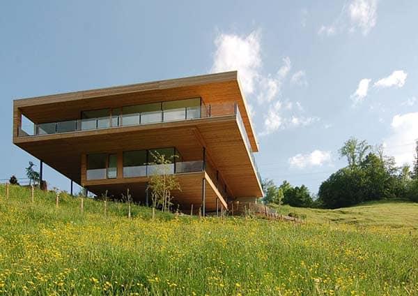 Wohnhaus am Walensee-K M Architektur-03-1 Kindesign