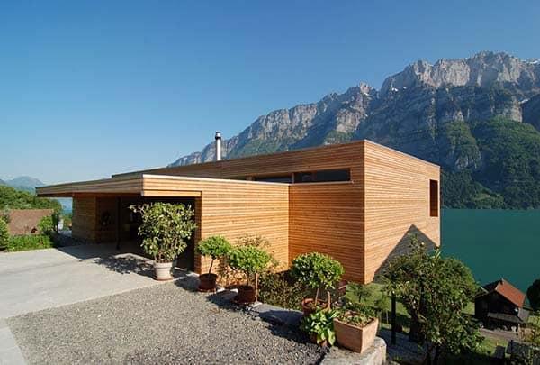 Wohnhaus am Walensee-K M Architektur-04-1 Kindesign