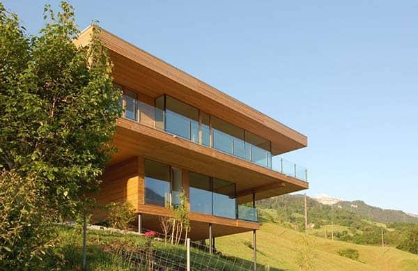 Wohnhaus am Walensee-K M Architektur-09-1 Kindesign