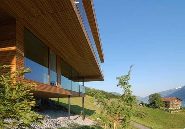 Wohnhaus am Walensee-K M Architektur-10-1 Kindesign