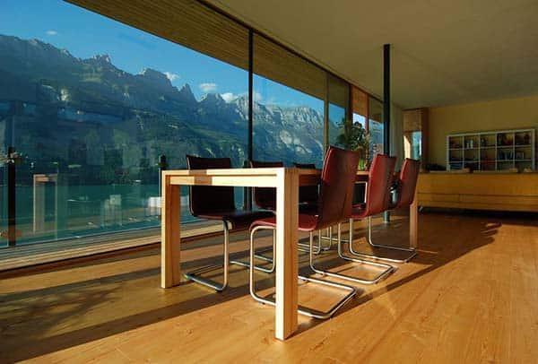Wohnhaus am Walensee-K M Architektur-22-1 Kindesign
