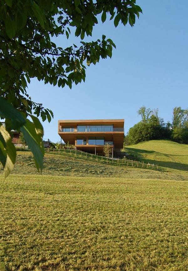 Wohnhaus am Walensee-K M Architektur-27-1 Kindesign