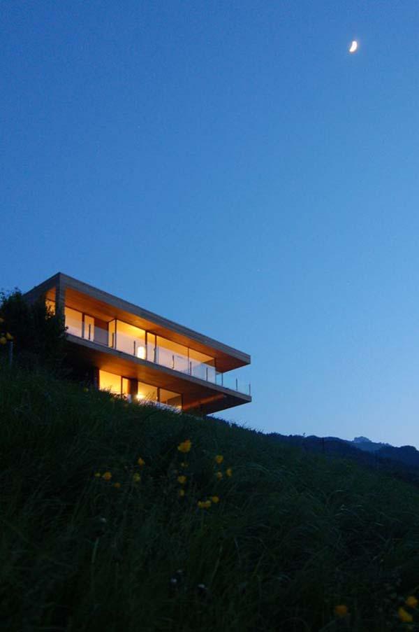 Wohnhaus am Walensee-K M Architektur-29-1 Kindesign