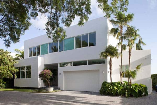 featured posts image for Minimalist Zen designed residence in Golden Beach, Florida