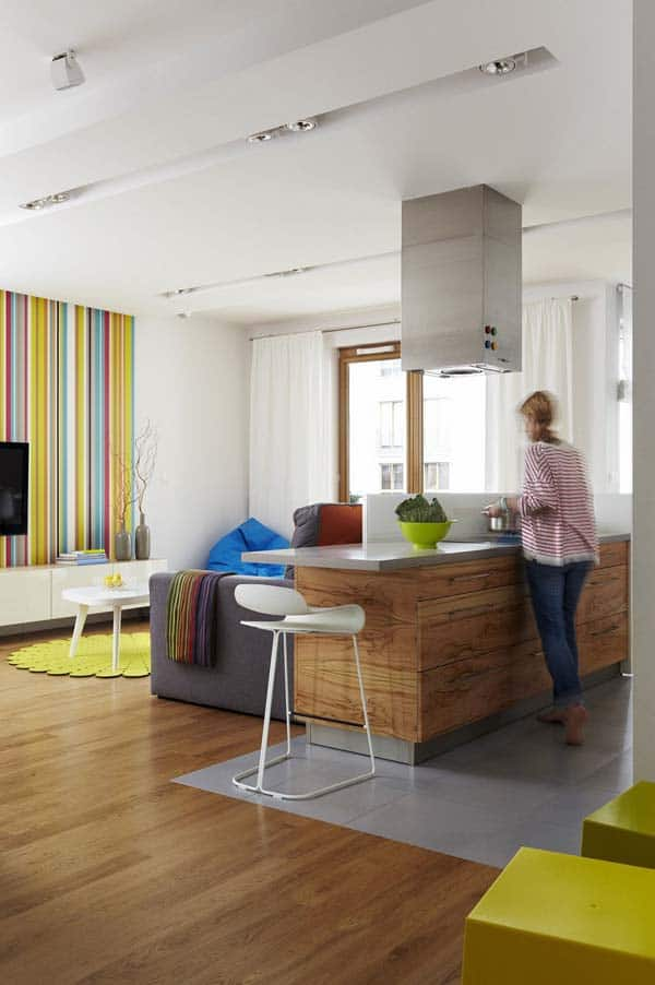 Apartment in Warsaw-Widawscy Studio Architektury-02-1 Kindesign