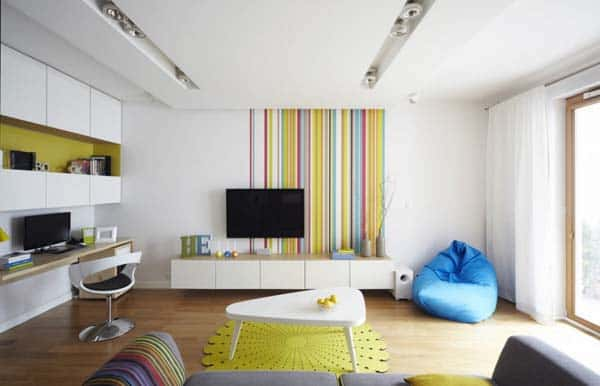 Apartment in Warsaw-Widawscy Studio Architektury-03-1 Kindesign
