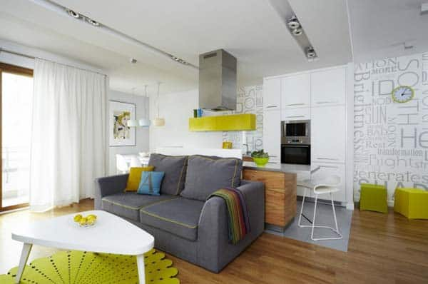 Apartment in Warsaw-Widawscy Studio Architektury-06-1 Kindesign