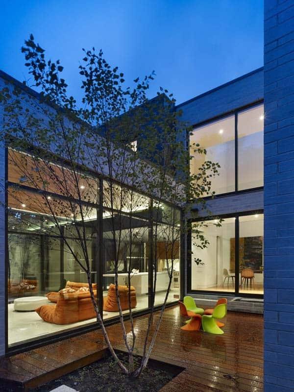 Cedarvale Ravine House-Drew Mandel Architects-03-1 Kindesign
