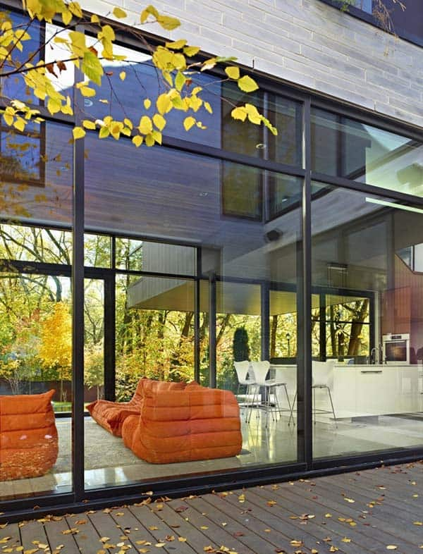 Cedarvale Ravine House-Drew Mandel Architects-04-1 Kindesign