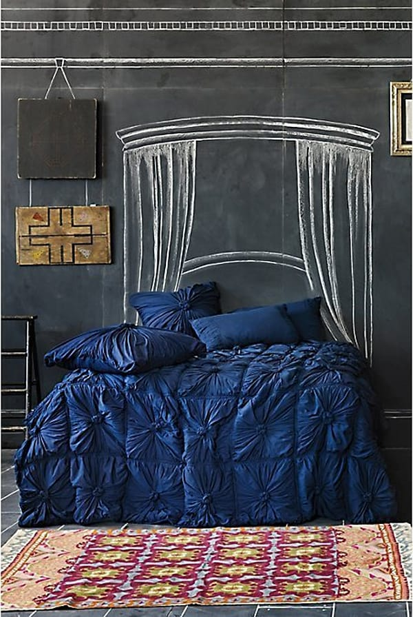 Chalkboard Headboard Ideas-02-1 Kindesign