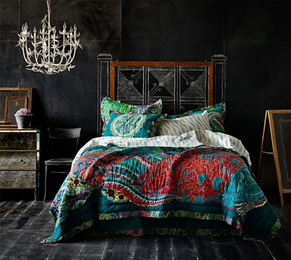Chalkboard Headboard Ideas-30-1 Kindesign