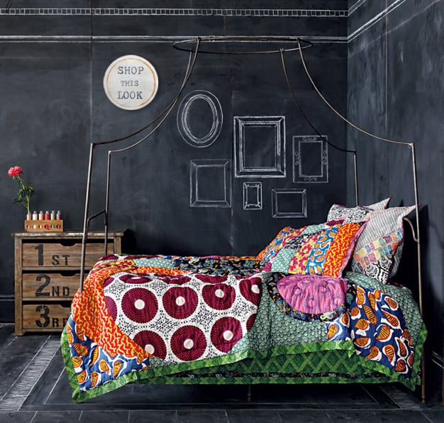 Chalkboard Headboard Ideas-33-1 Kindesign