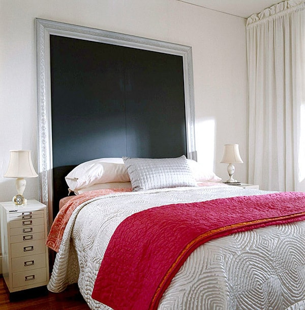 Chalkboard Headboard Ideas-40-1 Kindesign