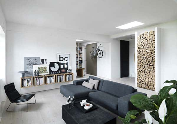 featured posts image for Modern loft conversion: Viking Pencil Factory Loft in Copenhagen