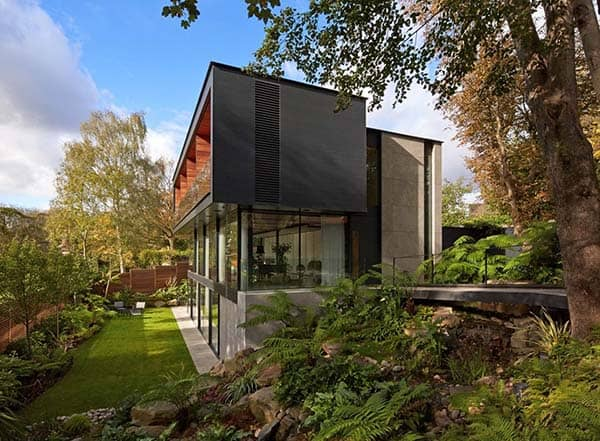 featured posts image for Fitzroy Park House exemplifies sophisticated living in London
