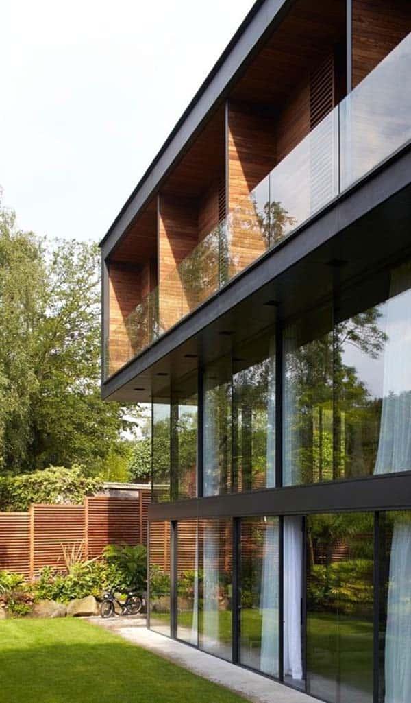 Fitzroy Park House-Stanton Williams-06-1 Kindesign