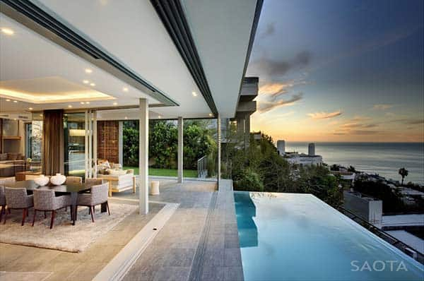featured posts image for Luxury open plan living in Cape Town: Head Road 1816 by SAOTA