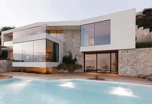featured posts image for Sumptuously Modern House V2 in Croatia by 3LHD