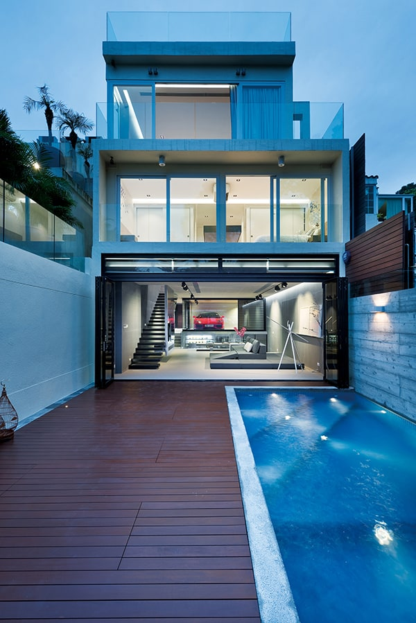 featured posts image for Minimalist House in Sai Kung by Millimeter Interior Design