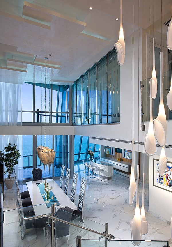 featured posts image for Sumptuous Jade Ocean Penthouse in Sunny Isles Beach, Florida