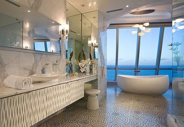 Jade Ocean Penthouse-Pfuner Design-13-1 Kindesign