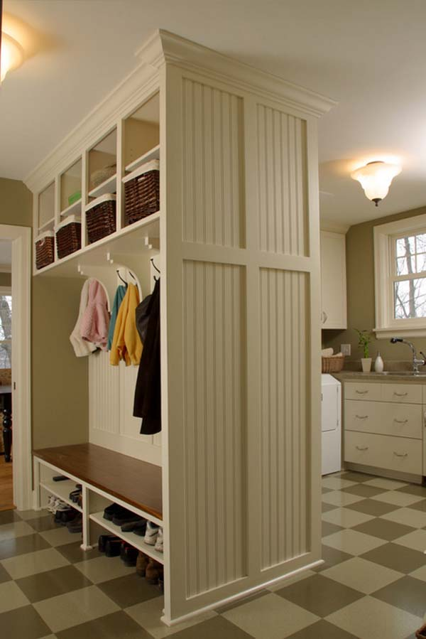 Mudroom Entry Design Ideas-10-1 Kindesign