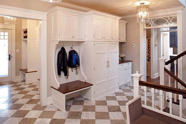 Mudroom Entry Design Ideas-18-1 Kindesign