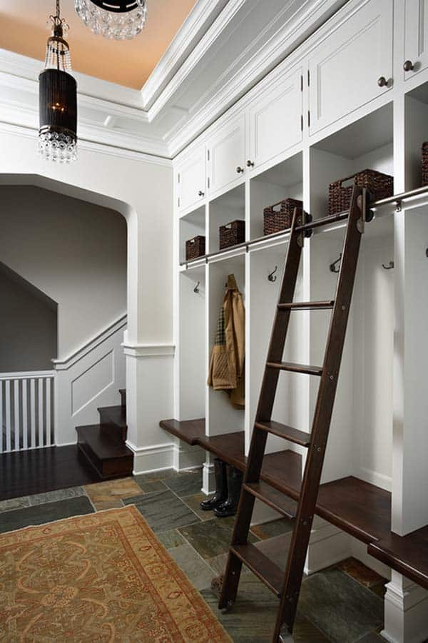 Mudroom Entry Design Ideas-28-1 Kindesign
