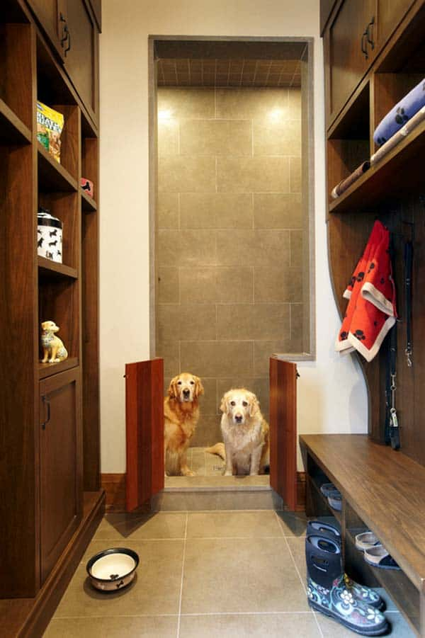 Mudroom Entry Design Ideas-45-1 Kindesign