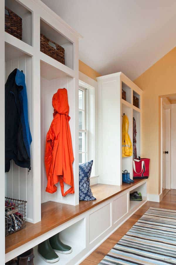 Mudroom Entry Design Ideas-48-1 Kindesign