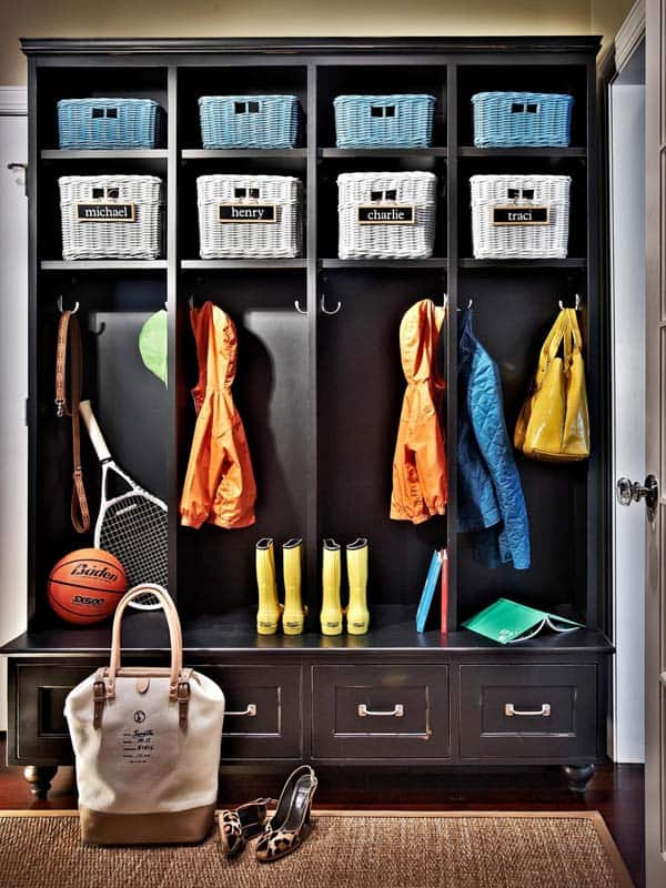 Mudroom Entry Design Ideas-51-1 Kindesign