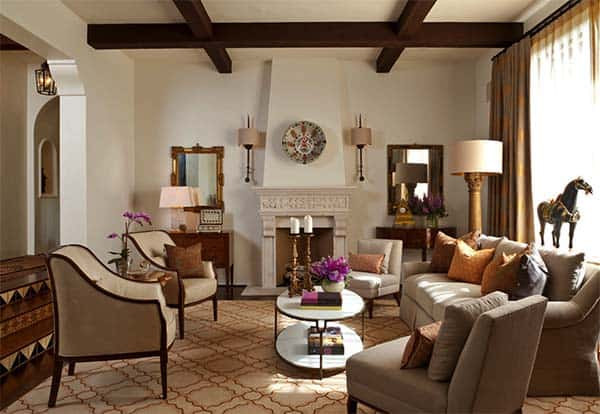 Neutral Living Room Designs-11-1 Kindesign
