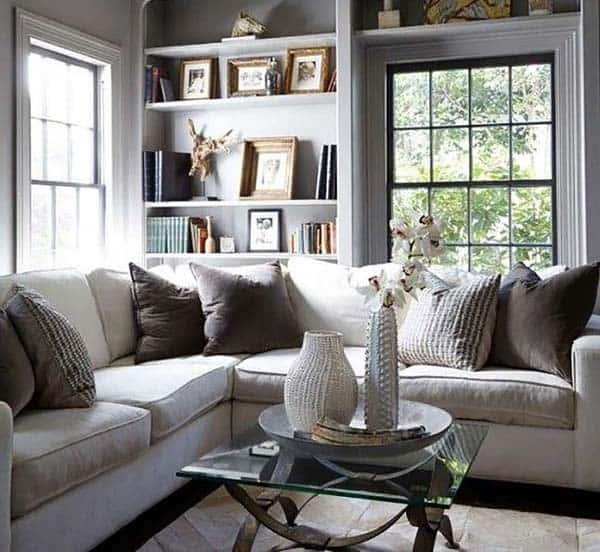 Neutral Living Room Designs-14-1 Kindesign