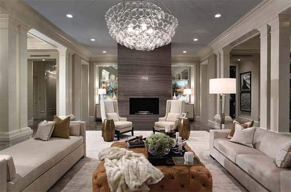 Neutral Living Room Designs-18-1 Kindesign