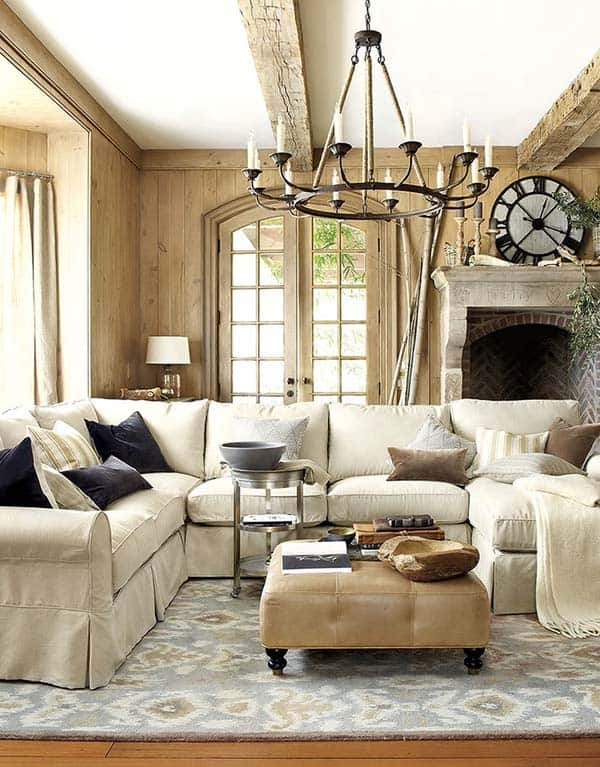 Neutral Living Room Designs-23-1 Kindesign