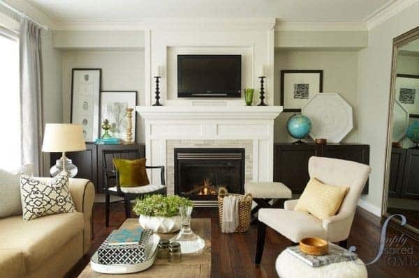 Neutral Living Room Designs-32-1 Kindesign