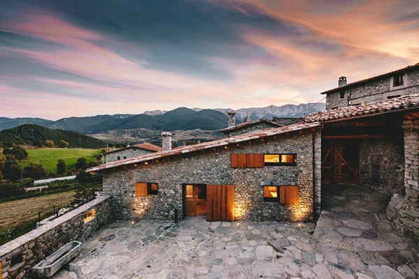 featured posts image for Stunning historic rehabilitation project in la Cerdanya, Spain