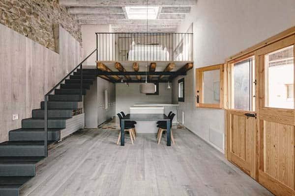 Rehabilitation in la Cerdanya-Dom Arquitectura-13-1 Kindesign