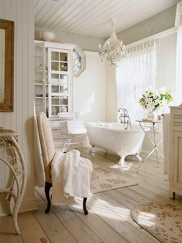 Romantic Bathrooms 06 1 Kindesign