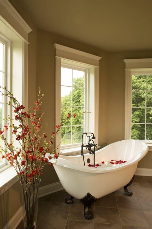Romantic Bathrooms 13 1 Kindesign