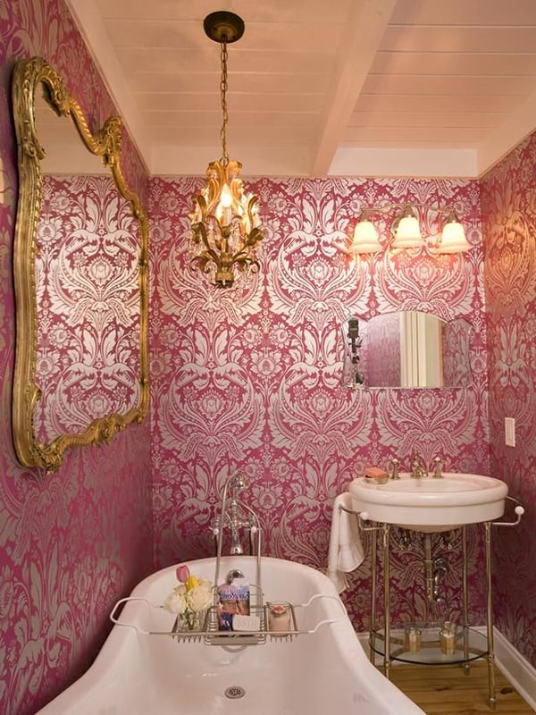 Romantic Bathrooms-17-1 Kindesign