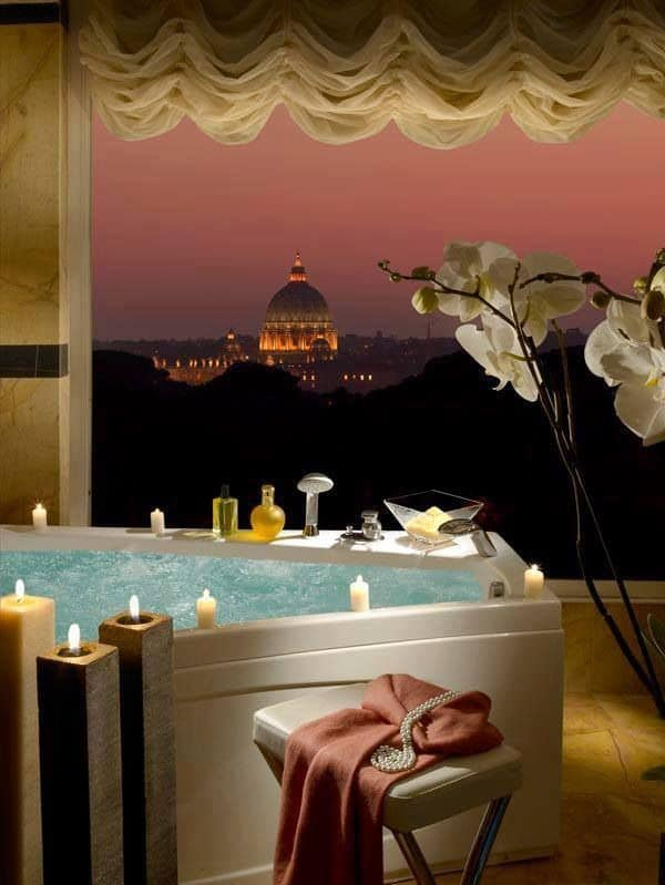 Romantic Bathrooms-18-1 Kindesign