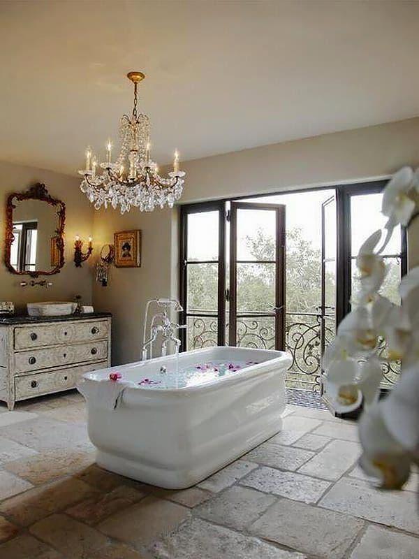 Romantic Bathrooms-21-1 Kindesign