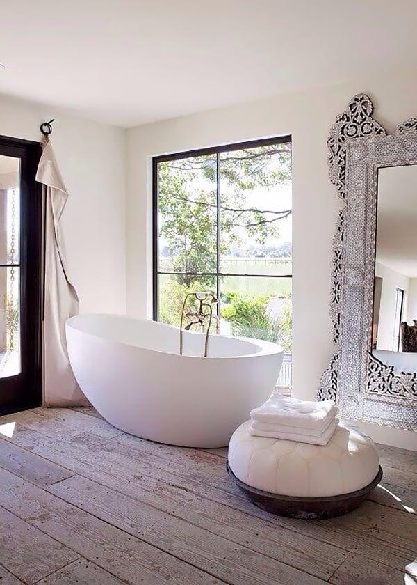 Romantic Bathrooms 33 1 Kindesign