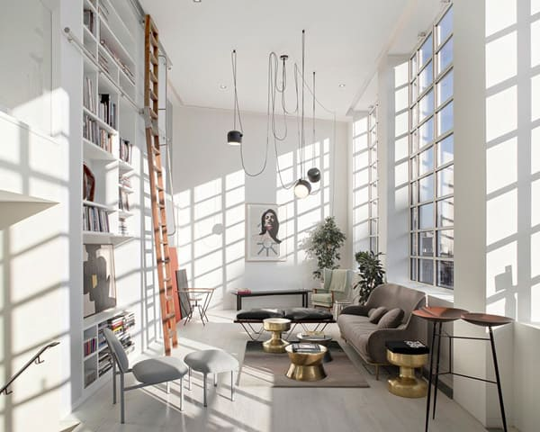 featured posts image for Modern loft style apartments in London: Saint Martins Lofts