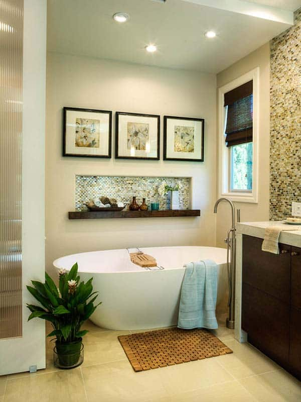 featured posts image for How to turn your bathroom into a spa sanctuary