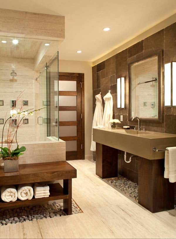 Spa Sanctuary Bathrooms-12-1 Kindesign
