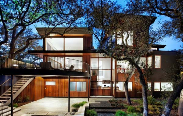 featured posts image for Sensationally designed Tree House in Austin, Texas
